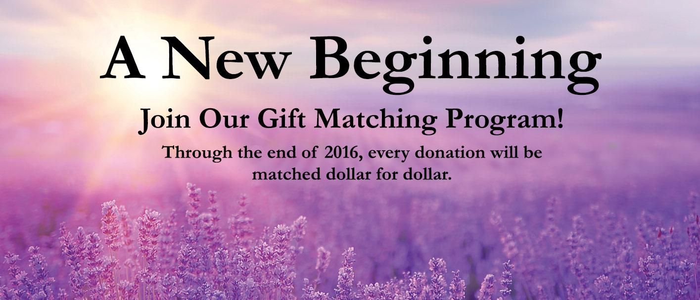 Donation Gift Matching